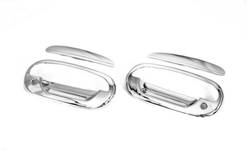 High Quality Chrome Door Handle Cover for Ford F-150 97-03 2 Doors free shipping