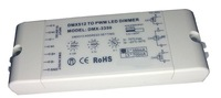 DMX512 decoder(Constant current);3channel output
