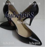 New style Free shipping black Women's high heel pumps shoes