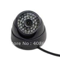 Security 48 LEDs 940nm IR CCTV Color Dome Camera S98