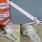Sheet Fixator Sheets buckle Sheet grippers 4 pcs/set(China (Mainland))
