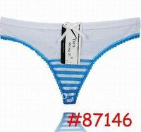women thong cheap women panties stock g-string cozy cotton thong sexy women t-back 87146 600pcs/lot
