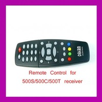 Singapore satellite receiver 500C,500S remote control