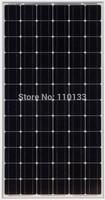 190W TUV/MCS/IEC/CEC accredited solar pv panel