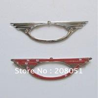 2007-2011 TOYOTA  Corolla 09 RAV-4 Yaris ABS chromed side lamp cover side light cover 2pcs with 3M