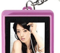 wholesales Free shipping1.5 Inch Digital Photo Frame 10PCS/lot+1.5 inch digital key chain