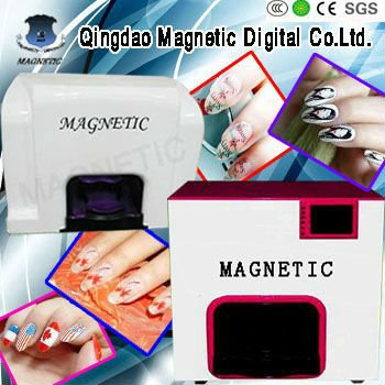 CE and 1 year warranty nail printing equipment
