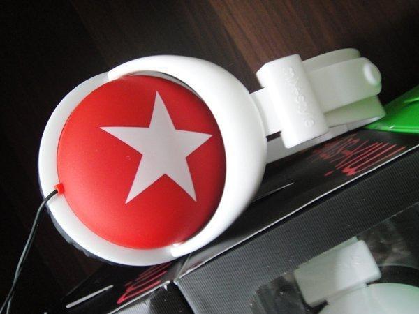 mix style headphones, MixStyle star flag skull headset big stars headset selection ,headphone,earphone(China (Mainland))