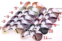Retail/Wholesale Fashion Sunglasses,Sport Sunglass,Travel Sunglass.Assorted Color Available.Free Shipping 2Pcs/Lot dq2 (M053)