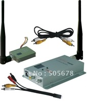 Wireless receiver transmitter 1,3ghz 400mW Video Audio AV TX RX