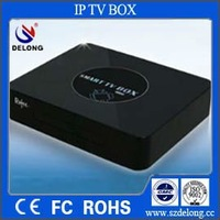 Android 2.2 IP TV Box with 3D games