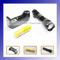 Светодиодный фонарик 11 | Ultrafire 501B Cree XML T6 1200 Lumen 5-Mode LED Flashlight