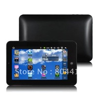Free Shipping New 1pcs Black 7 inch Eken M009S Google Android 2.2  VIA 8650 800MHz 4GB Tablet PC +Wholesale