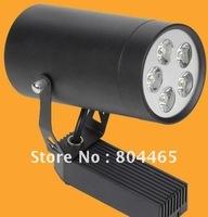 Super lux 5w led track light,3years warranty,110v/220v,5pcs/lot,led rail spotlight,use for clothing store,supermarket