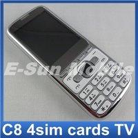 Мобильный телефон unlocked quad band dual card mobile phone I5 5S 5G Russian Polish Hungarian Greek