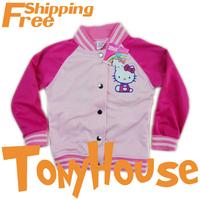 Куртка для мальчиков Retail 2012 Brand New Design Children Boys Cartoon Spiderman Long sleeve Jacket/outwear Kids Clothes