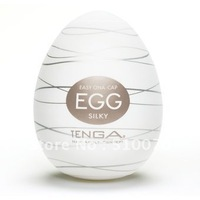 Easy one-cap silky Tenga egg for man masturabator