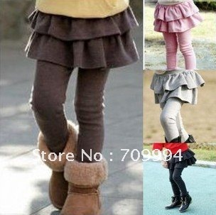 Girl dress,Girl tights, Baby girl leggings, Children's clothes, 10pcs/lot Freeshipping
