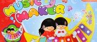 Free  shipping   Musical toys - Moon Princess octave struck piano (3032)