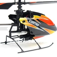 4CH 2.4GHz Mini Radio Single Propeller RC Helicopter Gyro V911 RTF Toy Outdoor  4044