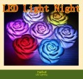Colorful Rose Nightlight LED electronic products,Automatic color Night Light