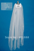 free shipping 2012 hot sale wholesale bridal veil