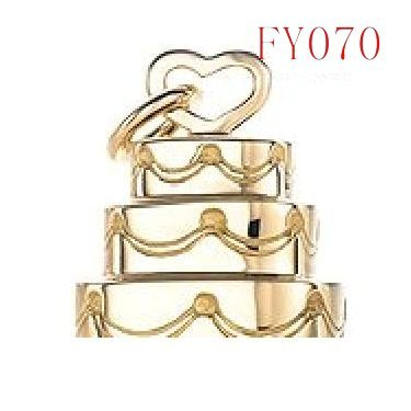 200pcs/lot Fashion Jewelry Alloy Charms For Bracelets Best Gift Box Shaped Lucky Charms Wholesale Free Shipping FY070(China (Mainland))