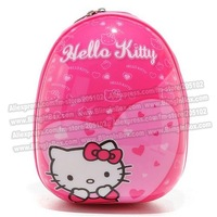 "12"" inches school bag cute cat cartoon children backpack,Travel trunk /ABS hard shell luggage/ sports bag traveller case box"