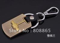 K1358 free shipping12pcs/lot car keychain Chevrolet car keychains fashion keychain leather keychains high-grade quality keychain