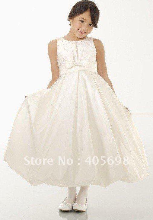 White Dresses For Children - RP Dress