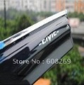 freeshipping! Wholesale Ci vi special thickened infinite section block with bright rain cover / car windows visor