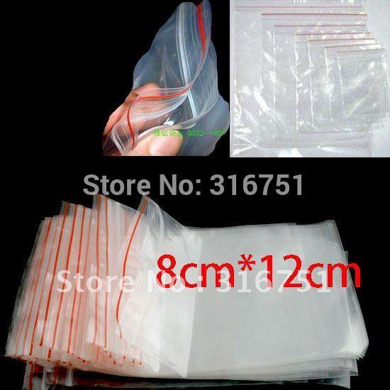 Упаковочные пакеты Embalagens 500 Zip 8x12cm/aa w00874 пакеты с замком zip lock