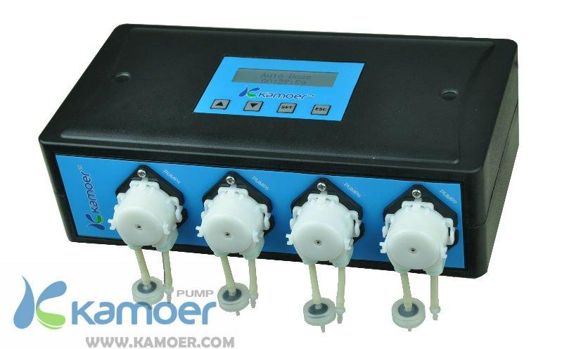 Aquarium de dosage pompe 4- canal master control unit