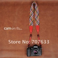 Camera strap Adjustable length of cord  universal camera strap CAM8676-2