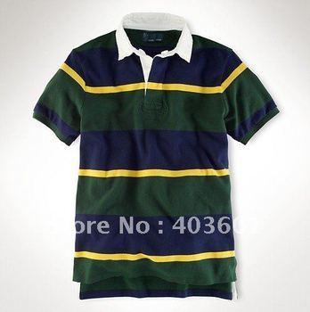 Free shipping Men's polo shirts,Brand short sleeve polo shirt.100% Cotton,Men's golf shirts,Men's tshirt.Mix order