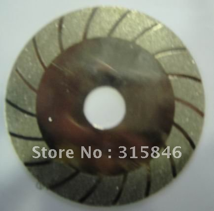 DIA100MM-Electroplated cutting disc for glass,marble ,granite etc.(China (Mainland))