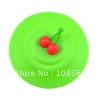 Hot leakproof lid Silica gel seal cup cover FREE SHIPPING JD0169 practical and economical 4 PCS in 1lot Creative silicone