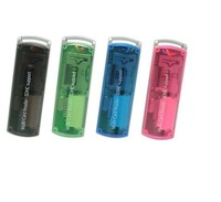Free USB 2.0 all in 1 Card Reader M2/TF/MINISD,multi-color