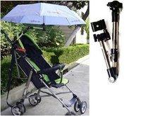 Hot sale free shipping Stroller Pram wheelchair Bike umbrella Connector Holder