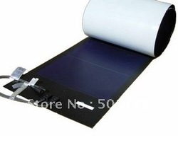 64W Flexible solar panel/paneles solares flexibles can used for 12V solar system(China (Mainland))