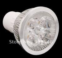 free shipping 85V-265V gu10 8w led lamp/led spot lamp gu10 4x2w warm white