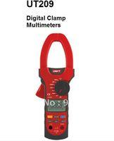 UT209 3 3/4 Digital ACA & DCA Max. Conductor Diameter 55mm Clamp Multimeters with True RMS