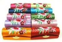 Free shipping! WHOLESALE 12pcs Chinese HANDMADE EMBROIDERY SILK LIPSTICK CASES
