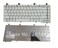 Brand New US version laptop keyboard white  PK13HR60500 for COMPAQ Presario R4000 V2000