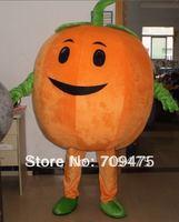 Cartoon Pumpkin Costume Mascot Cartoon Character Costume Halloween Mascot  Free shpping by EMS
