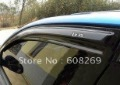 freeshipping! 2012 Wholesale Modern IX35 block thickened belt groove / belt bright strip /WINDOW VISOR SUN RAIN GUARD