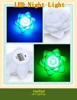 LED Flower Night Light,Wholesale&Retail led lamp
