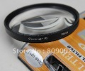 GODOX  58mm Macro Close-Up+10 Digital Camea Effect Optical Glass Lens Filter