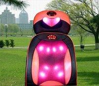 Free shipping!Super combination of all-round heated massage pad massage neck, waist massage cushion