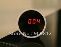 Free Shipping Beauty Mirror Alarm Clock, Digital Mirror Calendar LED  alarm clock, 70g